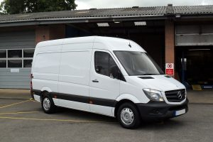 JT Commercials MERC SPRINTER