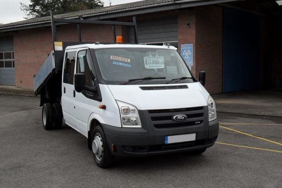 FORD TRANSIT T350 JT Commercials
