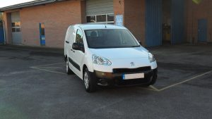JT Commercials Peugeot Partner
