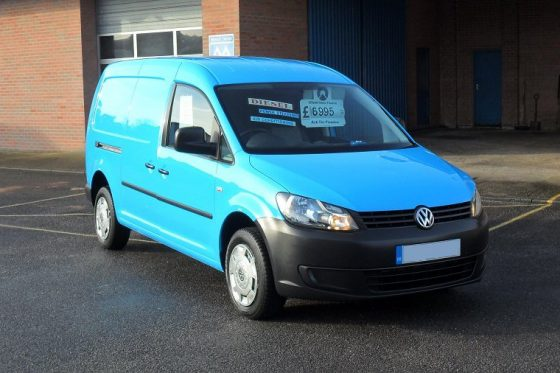 JT Commercials VW Caddy