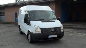 FORD TRANSIT JT COMMERCIALS