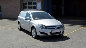 JT Commercial Vauxhall Astra