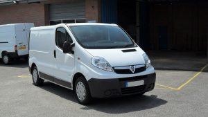 Vauxhall Vivaro JT Commercials