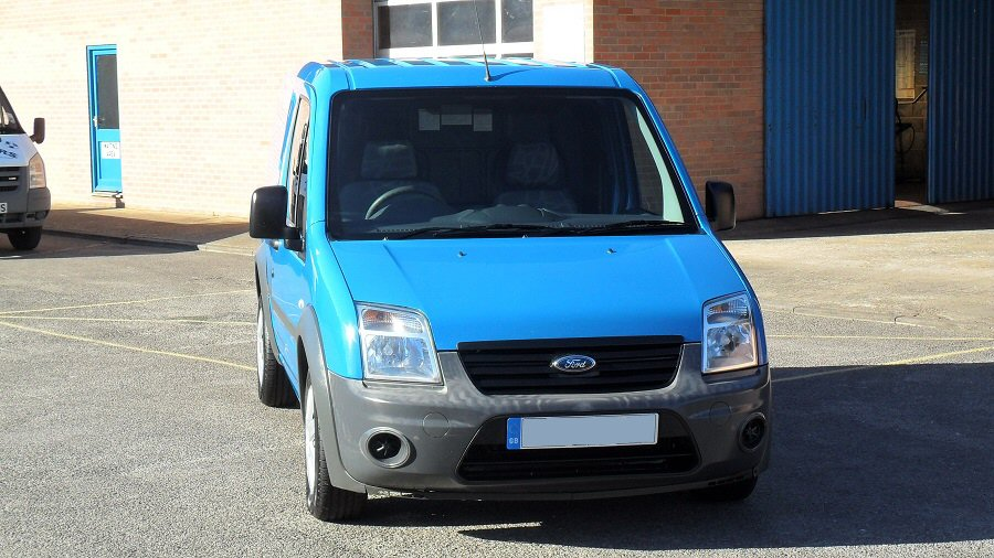 9eaf91e681 2012 12 FORD TRANSIT CONNECT T200 1.8 TDCI (75) SWB LOW ROOF DIESEL VAN  E WINDOWS
