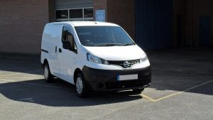 NISSAN NV200 JT Commercials